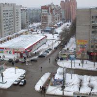 Перекрёсток Н.Отрады (фев 09), Кириллов