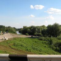 река Бузулук, станица Алексеевская, Волгоградская область, Алексеевская