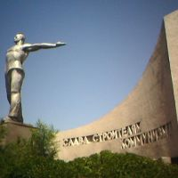 Строителям коммунизма (июль 06), Алущевск
