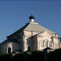 Дубовский Свято-Вознесенский женский монастырь, Алущевск