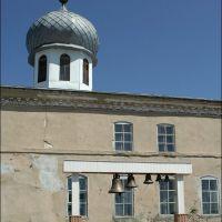 Монастырь, Алущевск