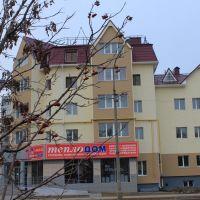 modern, Алущевск