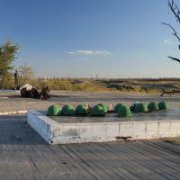 Солдатское Поле недалеко от Волгограда, Алущевск