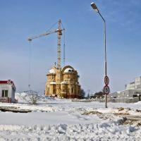 Строительство, Алущевск