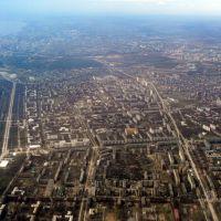 Over Northern Volgograd, Алущевск