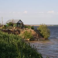 Дом на Волге (House on Volga), Быково