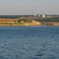 Volga river, Быково