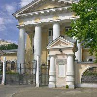 Царицынская водокачка, Волгоград