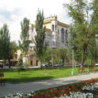 Дом на пр. Ленина, Волгоград