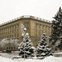 The Building of Volgograd Medical University, Volgograd, Russia 2009, Волгоград