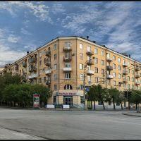 Panorama . Улица Гагарина & Проспект им В.И.Ленина, Волгоград