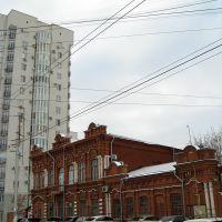 Осколки старого Царицына. A fragment of an old city., Волгоград