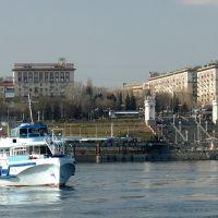 Речная прогулка. The river walk., Волгоград