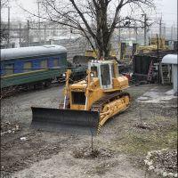 Трактор.Tractor, Волгоград