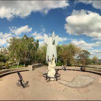 Panorama. Чистое небо над головой, Волгоград