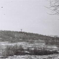 #70 - Volgagrad - A panoramic view - 1969, Волгоград