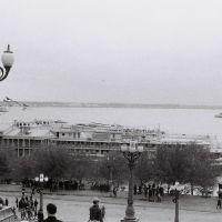 Volgagrad - River View - 1969, Волгоград