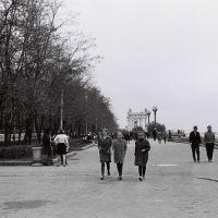 Volgagrad - view - Volga River, Волгоград
