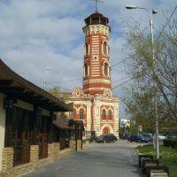 Пожарная каланча. Watch-tower., Волгоград