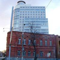 Старинный дом на пересечении Комсомольской и Советской улиц, Волгоград