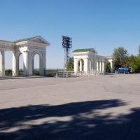 Спортивный центр. Фото Виктора Белоусова, Волжский