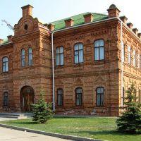 Старая школа., Волжский