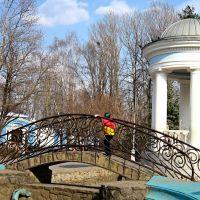 Парк культуры., Волжский