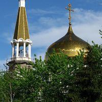 Золотые купола. Golden dome., Волжский
