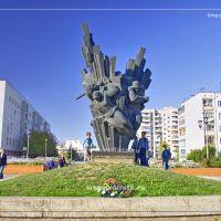 Памятник воинам Великой Отечественной войны, Городище
