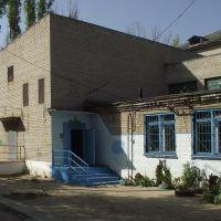 Сзади школы. Фото Павла Морозова, Городище