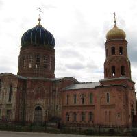 """Gorodische/Gorodischtsche/Городище - Kirche der Ikone der Gottesmutter """"Allen Trauernden Freude"""", Городище"""