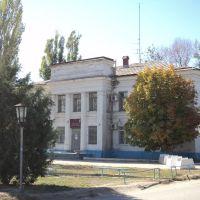 Городищенская ЦРБ, Городище