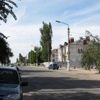 Центральная улица, Дубовка