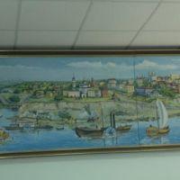 Картина Дубовки в магазине, Дубовка