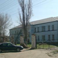 Детская больница, Дубовка