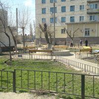 фонтан ул.Московская/ул.Ленина, Дубовка