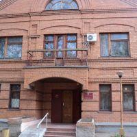 Старинная постройка - 3 (центр занятости), Дубовка