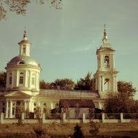 Духосошественская церковь, Елань