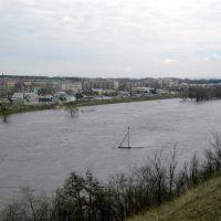 Паводок в Жирновске, Жирновск
