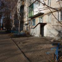 Улица Зои Космодемьянской 2009г., Жирновск