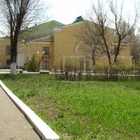 парк, Жирновск