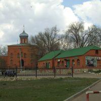 храм у парка, Жирновск