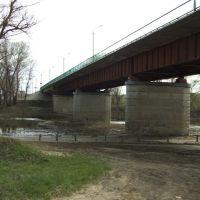 мост на Ленево, Жирновск