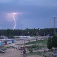 Гроза в жирновске, Жирновск