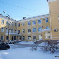 "Больница, ""старый"" уорпус 2011г., Жирновск"