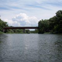 Автомобильный мост, Жирновск