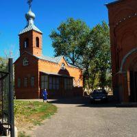 Храм Святаго Духа Утешителя, Жирновск