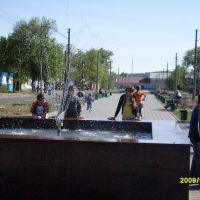 фонтан, Калач-на-Дону