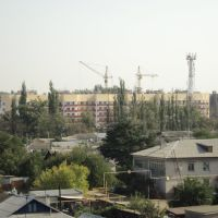 Новый дом для военных, Калач-на-Дону