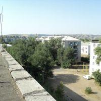 Вид на школу№1, Калач-на-Дону